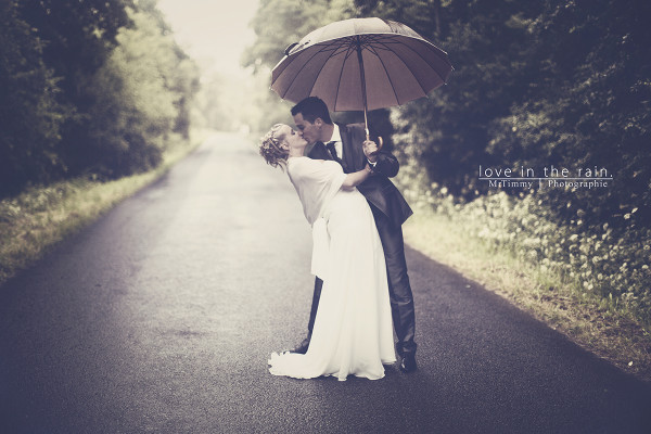 love in the rain