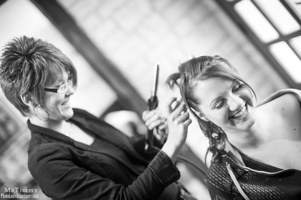 coiffeuse mariage coiffure