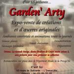 Stand Photo à la Garden'Arty