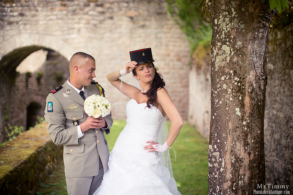 Mariage militaire
