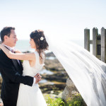Mariage de Coralie & Adrian – Hippodrome de Pornichet
