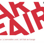 Art Fair: Exposition / Vente au Garage – Saint Nazaire