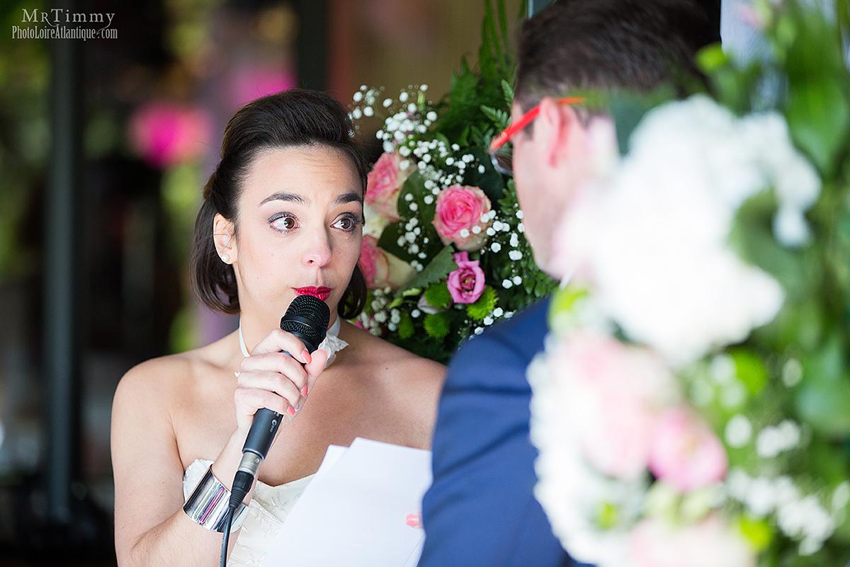 cérémonie laïque salle c est ici saint nazaire mariage reception photographe mrtimmy loire atlantique emotion