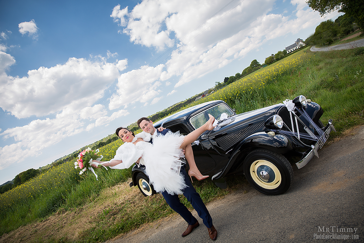 photo couple mariage niviac saint nazaire loire atlantique la baule mrtimmy photographe