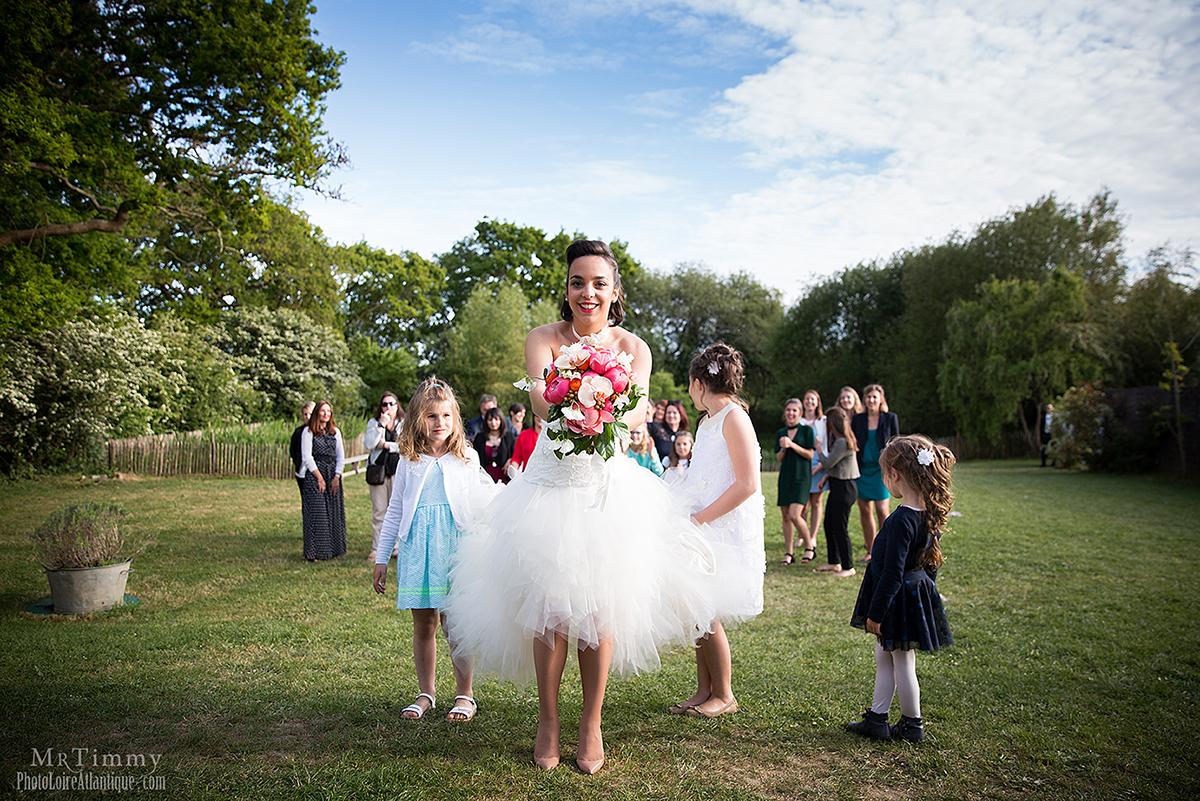 lancer de bouquet mariage fleurs loire atlantique photographe saint nazaire loire atlantique mrtimmy
